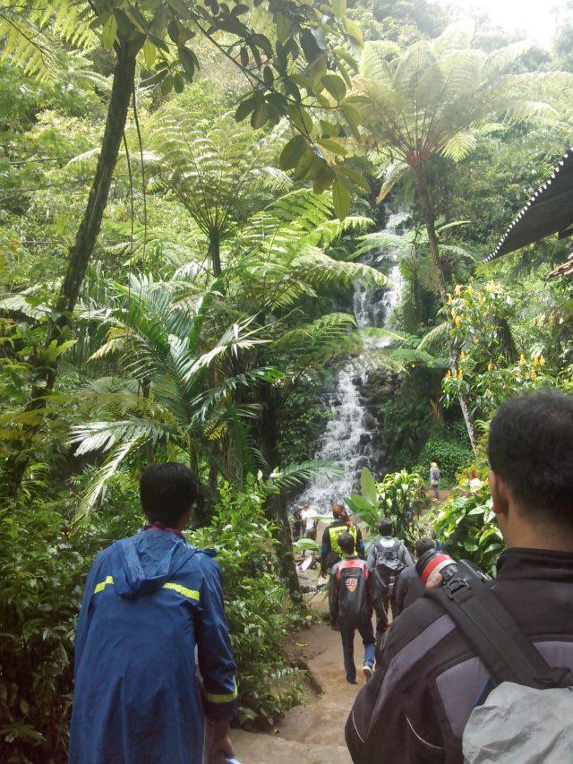 Air Terjun Irenggolo, Kediri